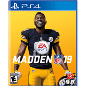Madden NFL 19 Video Game for Sony PlayStation 4