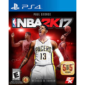 NBA 2K17 Video Game for Sony PlayStation 4