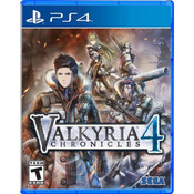 Valkyria Chronicles 4 Video Game for Sony PlayStation 4