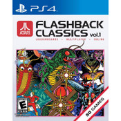 Atari Flashback Classics Vol. 1 Video Game for Sony PlayStation 4