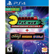 Pac-Man Championship Edition 2 + Arcade Game Series Video Game for Sony PlayStation 4