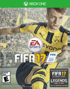 FIFA 17 Video Game for Microsoft Xbox One