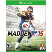 Madden NFL 15 Video Game fro Microsoft Xbox One