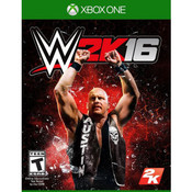 WWE 2K16 Video Game for Microsoft Xbox One