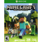 Minecraft Video Game for Microsoft Xbox One