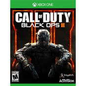 Call of Duty Black Ops III Video Game for Microsoft Xbox One