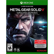 Metal Gear Solid V Ground Heroes Video Game for Microsoft Xbox One