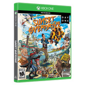 Sunset Overdrive Video Game for Microsoft Xbox One