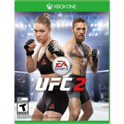 UFC 2 Video Game for Microsoft Xbox One