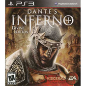 Dante's Inferno Divine Edition Video game for Sony PlayStation 3