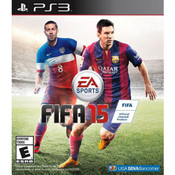 FIFA 15 Video Game for Sony PlayStation 3