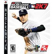 Major League Baseball 2k7 Video Game for Sony PlayStation 3