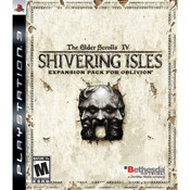 Elder Scrolls IV Shivering Isles (Oblivion Expansion Pack) Video Game for Sony PlayStation 3