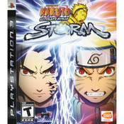 Naruto Ultimate Ninja Storm Video Game for Sony  PlayStation 3