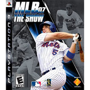 MLB 07 The Show Video Game for Sony PlayStation 3