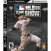 MLB 09 The Show Video Game for Sony PlayStation 3