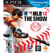MLB 12 The Show Video Game for Sony PlayStation 3