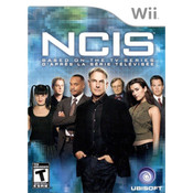NCIS Video Game for Nintendo Wii