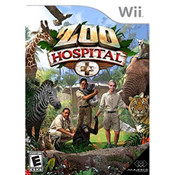 Zoo Hospital Video Game for Nintendo Wii