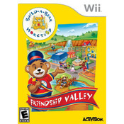 Build-a-Bear Workshop Friendship Valley Video Game for Nintendo Wii
