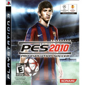Pro Evolution Soccer 2010 Video Game for Sony PlayStation 3