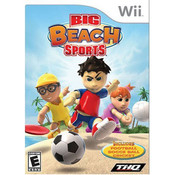 Big Beach Sports Video Game for Nintendo Wii
