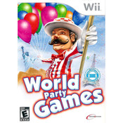World Party Games Video Game for Nintendo Wii