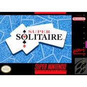 Complete Super Solitaire Video Game for Super Nintendo