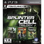 Splinter Cell Trilogy Video Game for Sony PlayStation 3
