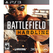 Battlefield Hardline Video Game for Sony PlayStation 3