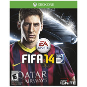 FIFA 14 Video Game for Microsoft Xbox One