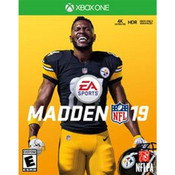 Madden 19 Video Game for Microsoft Xbox One