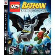 Lego Batman The VideoGame for Sony PlayStation 3