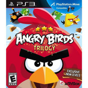 Angry Birds Trilogy Video Game for Sony PlayStation 3
