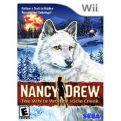 Nancy Drew The White Wolf of Icicle Creek Video Game for Nintendo Wii