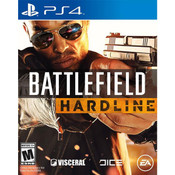 Battlefield Hardline Video Game for Sony PlayStation 4