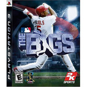 The Bigs Video Game for Sony PlayStation 3