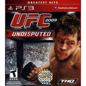 UFC 2009 Undisputed Video Game for Sony PlayStation 3