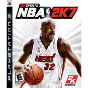 NBA 2K7 Video Game for Sony PlayStation 3