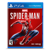 Spider-Man Video Game for Sony PlayStation 4