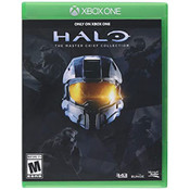 Halo Master Chief Collection Video Game for Microsoft Xbox One
