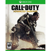 Call of Duty Advanced Warfare Video Game for Microsoft Xbox One
