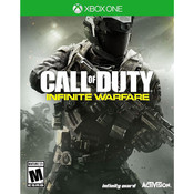 Call of Duty Infinite Warfare Video Game for Microsoft Xbox One