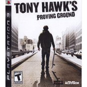 Tony Hawk's Proving Ground Video Game for Sony PlayStation 3