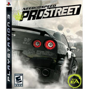 Need for Speed Pro Street Video Game for Sony PlayStation 3