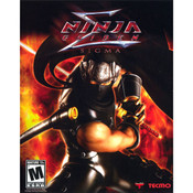 Ninja Gaiden Sigma Video Game for Sony PlayStation 3
