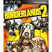 Borderlands 2 Video Game for Sony PlayStation 3