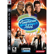 Karaoke Evolution American Idol Encore 2 Video Game for Sony PlayStation 3