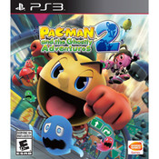 Pac-Man and the Ghostly Adventures 2 Video Game for Sony PlayStation 3
