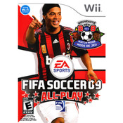 FIFA Soccer 09 All-Play Video Game for Nintendo Wii